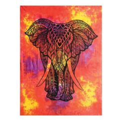 King Elephant Tapestry