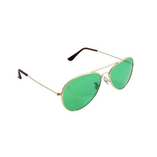 Rainbow OPTX Aviator Glasses Green