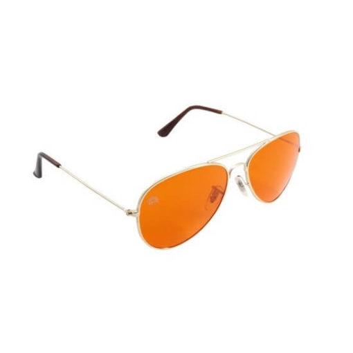 Rainbow OPTX Aviator Glasses Orange