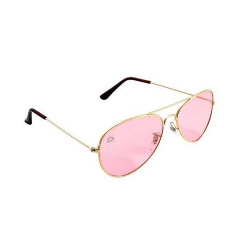 Rainbow OPTX Aviator Glasses Rose