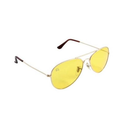 Rainbow OPTX Aviator Glasses Yellow