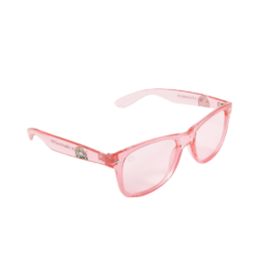 Rainbow OPTX Translucent Glasses Rose
